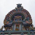 Kanchipuram - Kamakshi Amman
