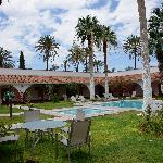 Desert Inn San Ignacio - pool area 2