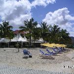 Beach Le Flamboyant