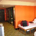 Geräumiges 3-Bett-Zimmer