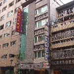 appearance of TS hotel
