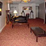 Hotels lounge