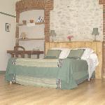 maison Narbay, chambre verte