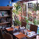 Breakfast at Casa Bella Rita