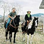 Horsebackriding at Fox Creek Inn