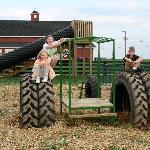 Kid Corral play area