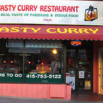 Tasty Curry front