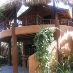 one of the casitas--lovely and private