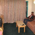 Nova hotel suite