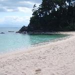 plage à Punta Sal