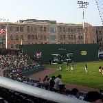 Green Monster and Hill