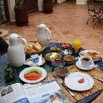 fantastisches frühstück