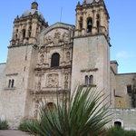 Templo de Santo Domingo en Oaxaca