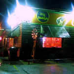 Pappy's bbq outside