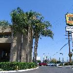 Motel aussen