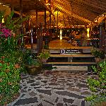 The restaurant - an experience in tranquillity