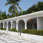View of Exterior of rooms 40-44 Catalina Beach Resort