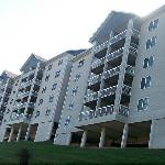 Whispering Pine Condo, city side/view!