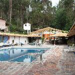 Pool at San Jorge de Quito