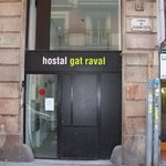 Photo de Hostal Gat Raval