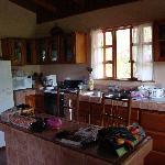 kitchen (beach house 2)