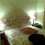 Bedroom 2 of Fritz Reuter-Suite