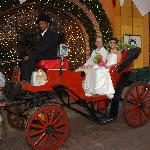 must have a carriage ride