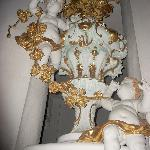 Putti are only part of the exuberent Baroque decor