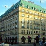 Hotel Adlon exterior