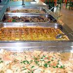la cuisine buffet charmant