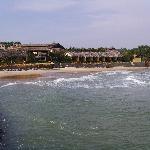 Hotel - shot from wavebreaker