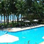 amaryllis resort pool and beach