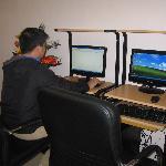 Free hi speed internet usage