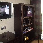 Tv e zona bar