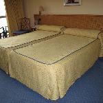Hotel Las Piramides room