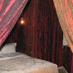 Riad bedroom