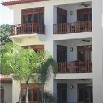 3rd floor has private balcony