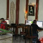 Internet area