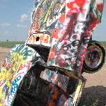 Cadillac Ranch, Aug 08