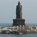 Kanyakumari - Thiruvallur Statue