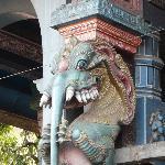 Thiruparamkundram - particolare