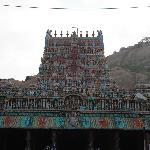 Thiruparamkundram - la gopuram