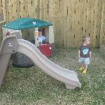 play area for little ones
