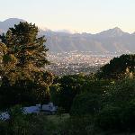 wonderful view from De Molen