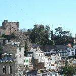 vistas desde terraza atico muralla zirí