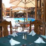 Vista desde el restaurant Rancho Viejo