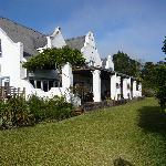 Fynbos main house
