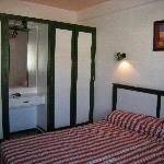 Our bedroom at Castillo
