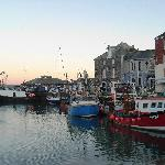 Sunset, Padstow Harbour