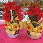 Pina Colada spéciale île d'Ixtapa